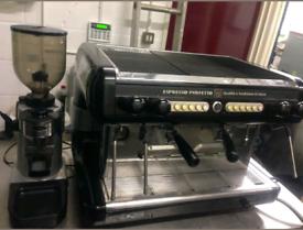 BRASILIA OPUS 2 GROUP AUTOMATIC COFFEE MACHINE