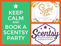 Scentsy and steeped tea consultant