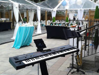 DUO  available  for  events (  saxophone  &  keys )