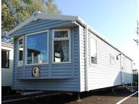 Static Caravan Clacton-on-Sea Essex 3 Bedrooms 8 Berth Swift Burgundy 2014 St
