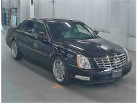 FRESH IMPORT 2005 55 PLATE CADILLAC DE VILLE 4.6 V8 AUTO LUXURY SALOON CAR