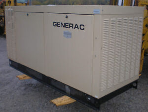 GENERAC Commercial Series 55 kW Standby Generator (120/240 V)