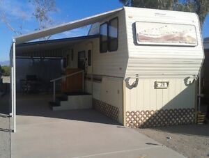 RV for Rent  in Calizona RV Park, Needles California