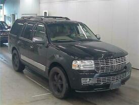 FRESH IMPORT 2011 NEW SHAPE LINCOLN NAVIGATOR 5.4 V8 PETROL AUTO 4WD SUV BLACK