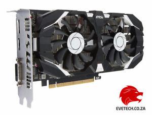 Brand New GeForce GTX 1050 Ti GAMING 4G