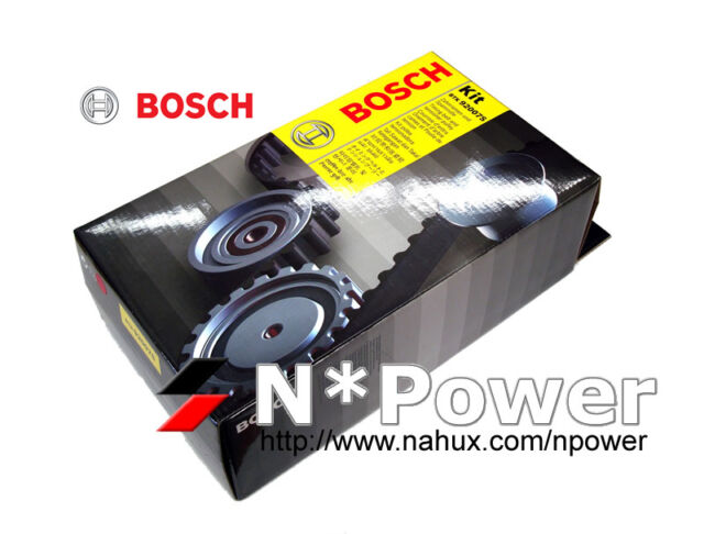 BOSCH TIMING BELT TENSIONER KIT FOR AUDI A4 1.1997-7.2001 2.8L V6 30V B5 ACK