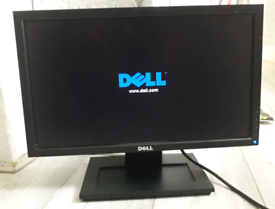 Dell E1910HC 19 inch VGA 1360x768 Pc Monitor With Stand,CCTV