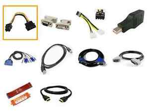 all Cables and converter you need