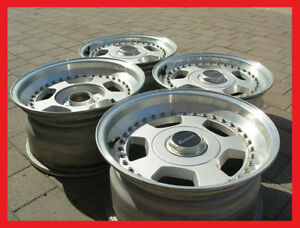 RARE BBS RT Lorinser wheels rims 16x7 17x8 5x112 VW Golf Benz rs