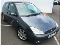 DEPOSIT TAKEN! FORD FOCUS 1.8TDCi 115 LIMITED EDITIO+ ONLY 88,000 MILES