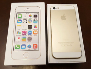 iphone 5s 16gb **$160** Bell & Virgin ** PICK UP NOW