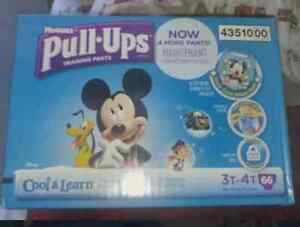 Pull ups size 3t-4t London Ontario image 1