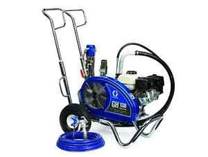 Graco GH 130 Convertible Gas-Hydraulic Airless Paint Sprayer