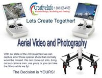Lets create Together - Aerial Photography