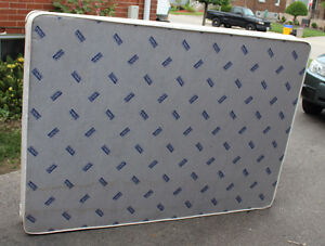 Double Box Spring - Good Condition
