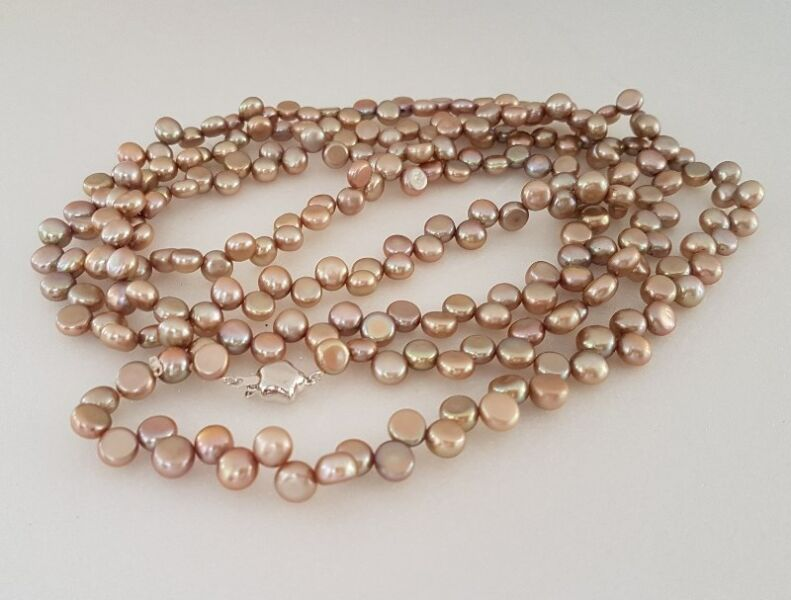 Luxury Royal Jewellery, Designer Freshwater Pearl Necklaces, Customised Hand-made, Avant-grade