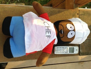 "SOUTH PARK CHEF 12"" PLUSH TOY DOLL FIGURE NANCO MWT Gatineau Ottawa / Gatineau Area image 4"