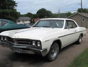 1967 Buick Special  2-Door Hardtop