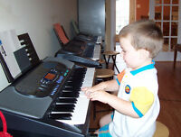 Prepare for Piano - Music Classes for Age 2-4