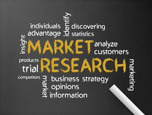 Participate in market research studies