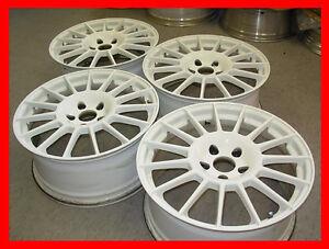 JDM Rare Enkei RCT4 RC T4 rims wheels 18x8 5x114.3 volk wrx sti