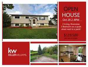 OPEN HOUSE Saturday October 29 2 Irving rd Riverview