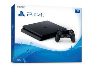Brand New PlayStation 4 1TB Console