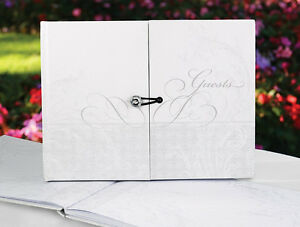 Wedding Gatefold Guest Book