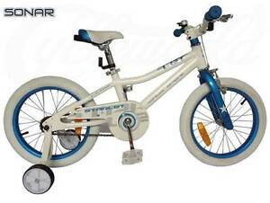 """2017 Sonar Starlet 16"""" Blue Girls Kids Bicycle Concord West Canada Bay Area Preview"""