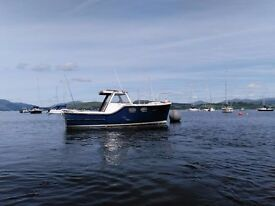 20ft Colvic Seaworker Fishing Boat £1500 for quick sale