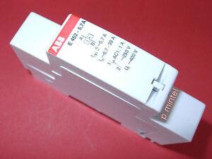 ABB Lastabwurf-Relais Vorrangschalter E452-5,7 A