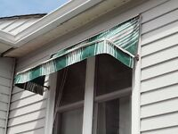 custom made AWNINGS -  BOAT COVERS.&.REPAIR -canvas work