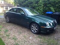 Jaguar S-Type 2004 Automatic Spairs or Repair