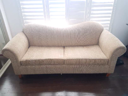 Wanted: Ivory 2 seater / Double sofa bed