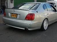 Lexus Gs300 jdm drift vip show car