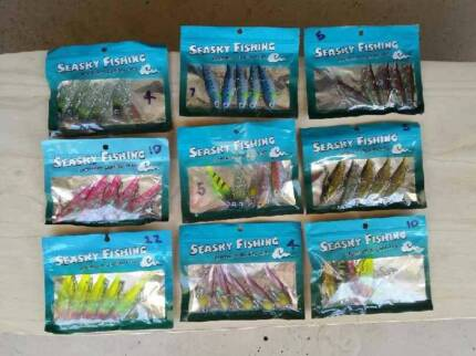 Fishing Store Closing Down! All Stock Must go! Fishing Lures