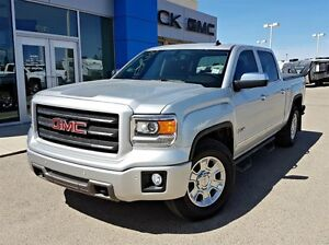 2014 GMC Sierra 1500 SLT All Terrain Htd Lther Seats Local Trade