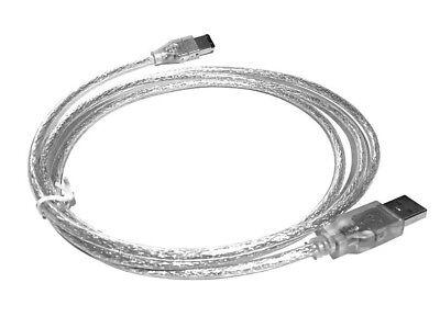 USB PC CABLE LEAD CORD FOR NI TRAKTOR KONTROL S8