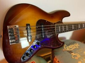 Sire bass guitar