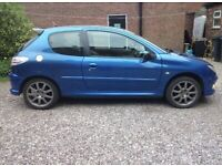 Peugeot 206 Great first car/Christmas present