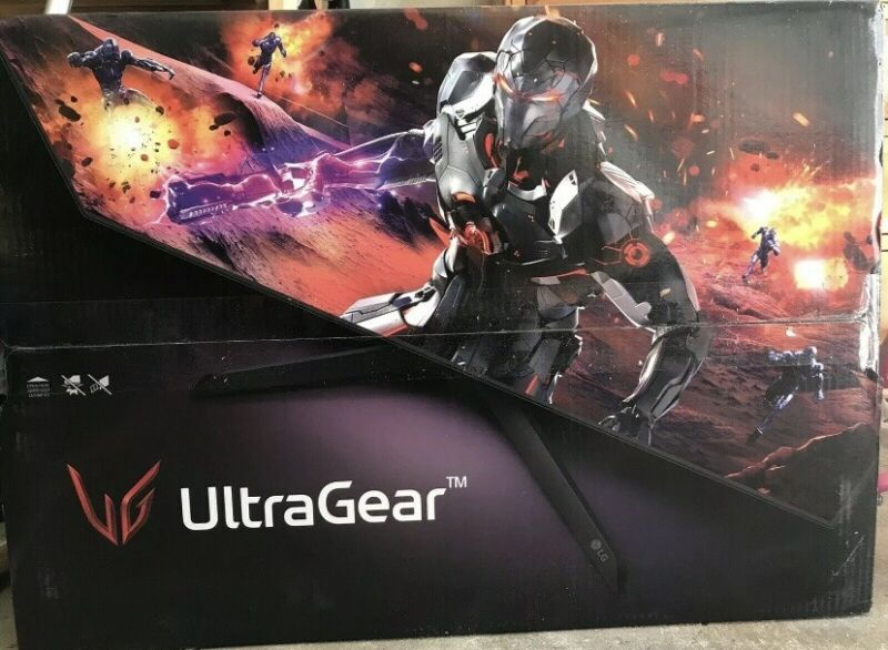 "LG UltraGear 27GP950-B 27"" IPS Monitor | HDMI 2.1 | UHD Nano IPS 1ms 144Hz"