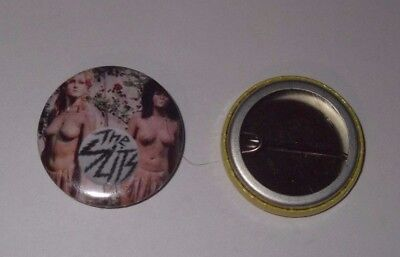 1 Inch D Pin Button Badges 5x The Slits Band Punk Rock 25mm