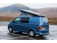 Vw t6 transporter campervan No VAT 12mo MOT