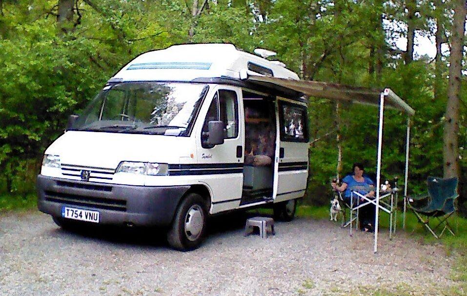 Auto Sleepers For Sale Gumtree: 1999 Autosleeper Symbol 2 Berth Campervan