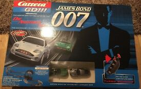Rare CARRERA GO JAMES BOND 007 DIE ANOTHER DAY Scalextrics 1:43 Scale