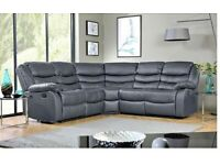 XMAX SALE OFFER IN BRAND NEW RECLINER 3+2 AND CORNER SOFA