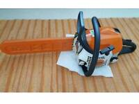 "Stihl 211 .14"" chainsaw"