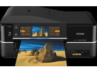 Used Epson Stylus PX800FW printer / scanner/ fax 45 ono