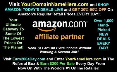 Newbie Friendly Amazon Affiliate Make Money On Everything Home Business Website