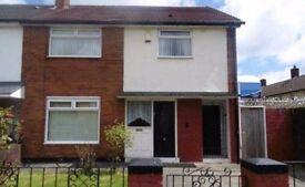 4 Bedroom House, Croxteth. Housing Benefit OK